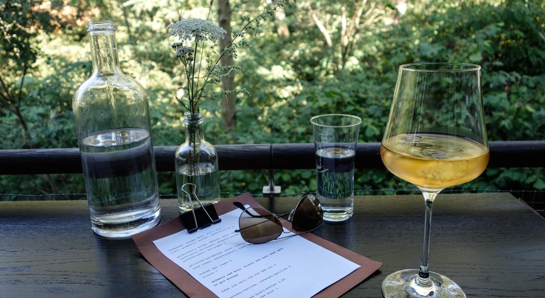 Schwein und Wein in Purbach