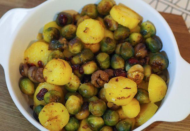 Rezept Herbstliche Kartoffelpfanne