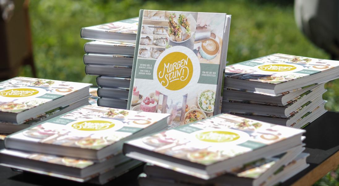 Kochbuch Morgenstund
