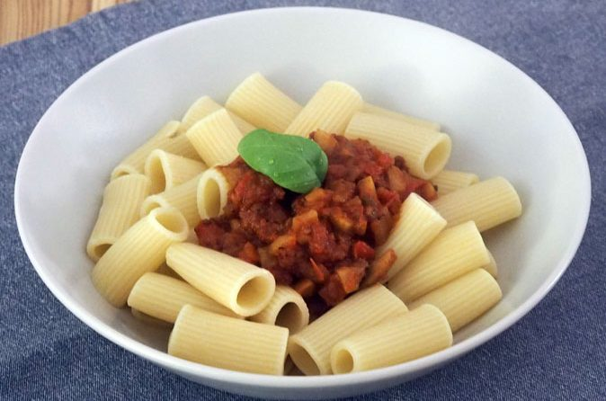 Rezept vegetarische Bolognese