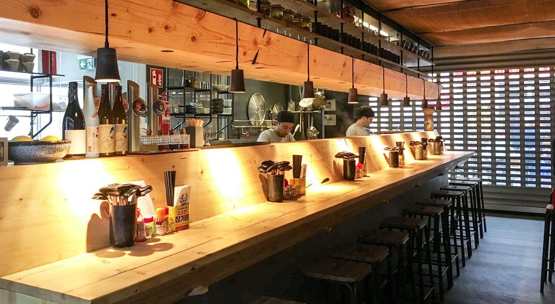 Mochi Ramen Bar in Wien