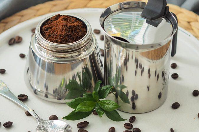 Kaffee aus der Bialetti