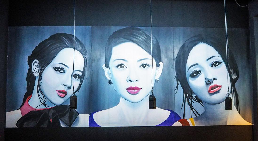 Asiatische Fusionsküche im Kaoo in Wien
